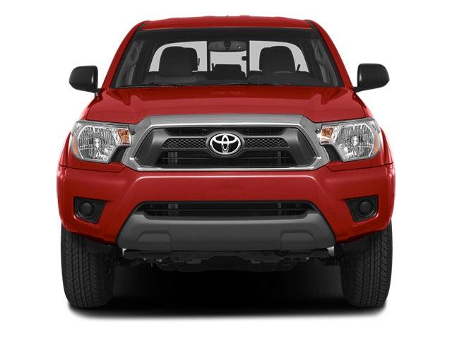 2014 Toyota Tacoma 4WD